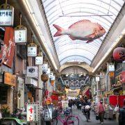 du lịch Osaka